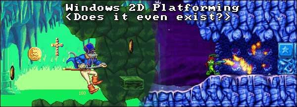 thumbnail of Windows 2D Platforming