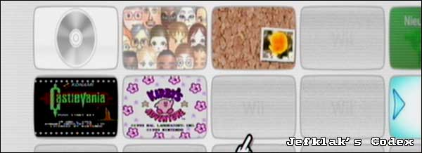 thumbnail of The Legend of the Wii