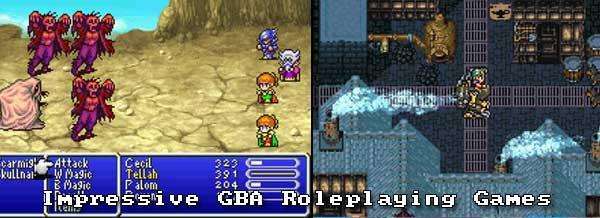 Impressive GBA RPGs