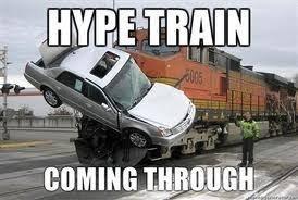 thumbnail of The Hype Train