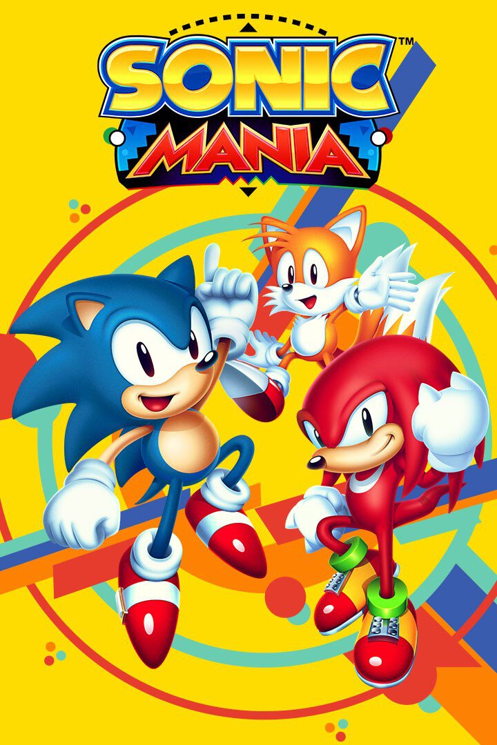 thumbnail of Sonic Mania, four years later: still more than Grand.