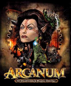 thumbnail of Arcanum: the Review