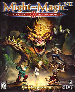 thumbnail of Might and Magic VII: For Blood And Honor, The Review